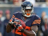 Chicago Bears' Devin Hester in action against Baltimore Ravens on November 17, 2013