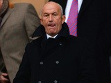 Future Crystal Palace manager Tony Pulis looks on from the stands prior to the Barclays Premier League match between Hull City and Crystal Palace on November 23, 2013
