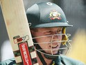 James Faulkner bats during an Australian Nets session at Adelaide Oval on December 2, 2013