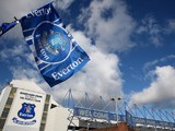 General View prior to the Barclays Premier League match between Everton and Chelsea at Goodison Park on September 14, 2013