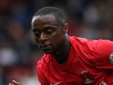 Moses Odubajo of Leyton Orient keeps his eye on the ball during the Sky Bet League One match between Leyton Orient and MK Dons at The Matchroom Stadium on October 12, 2013