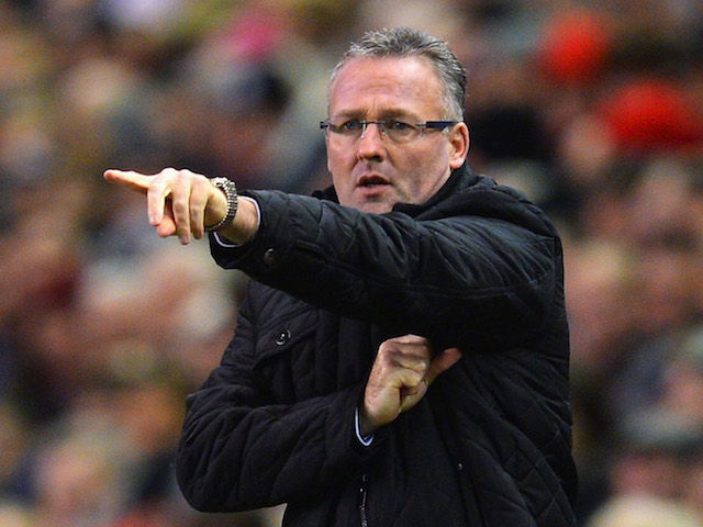 paul lambert to wait before making decision on blackburn. Black Bedroom Furniture Sets. Home Design Ideas