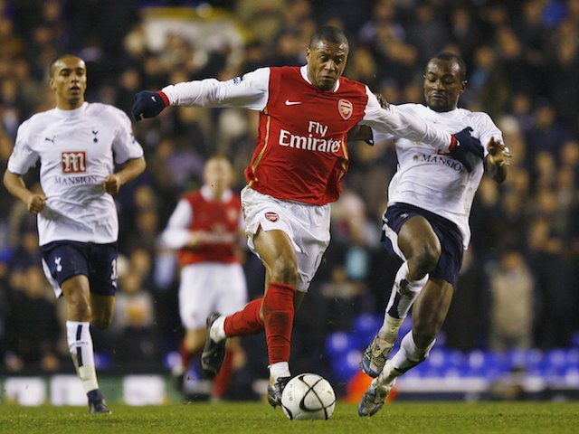 Image result for Julio Baptista arsenal