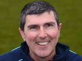 Coach Mark Robinson of Sussex poses for a portrait during a Sussex CCC Photocall on April 3, 2013