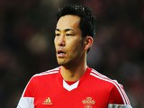 Maya Yoshida of Southampton in action during the FA Cup Fourth Round match between Southampton and Yeovil Town at St Mary's Stadium on January 25, 2014