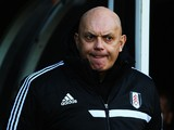 Fulham assistant head coach Ray Wilkins looks on before the Barclays Premier League match between Fulham and Sunderland at Craven Cottage on January 11, 2014