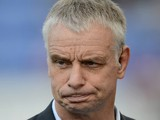 Former Wigan coach Brian Noble during the Carnegie Challenge Cup Quarter Final match between Wigan and St Helens at the DW Stadium on May 12, 2012