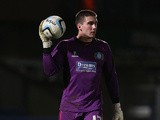 Wycombe's Matt Ingram in action against Northampton on April 16, 2013