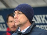 Head coach of Bologna FC Davide Ballardini looks on during the Serie A match between Hellas Verona FC and Bologna FC at Stadio Marc'Antonio Bentegodi on March 2, 2014