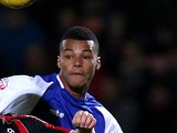 Tyrone Mings of Ipswich during the Sky Bet Championship match between AFC Bournemouh and Ipswich Town at The Goldsands Stadium on December 29, 2013