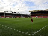 A general view of the Banks's Stadium during the pre season friendly match between Walsall and West Bromwich Albion at the Banks's Stadium on August 7, 2012