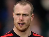 James Short of Saracens in action during the Aviva Premiership match between Saracens and London Welsh at Allianz Park on March 3, 2013