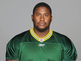 Marshall Newhouse of the Green Bay Packers poses for his NFL headshot on January 1, 2011
