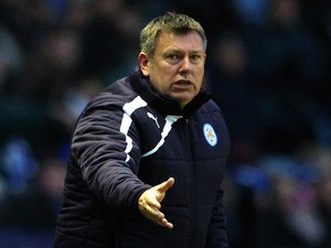 Assistant Manager Craig Shakespeare of Leicester City during the Sky Bet Championship match against Watford on February 8, 2014
