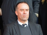 Norwich director David McNally looks on during the Barclays Premier League match between Southampton and Norwich City at St Mary's Stadium on March 15, 2014