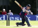 England batsman Eoin Morgan in action for Middlesex on August 05, 2012.