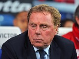 Harry Redknapp Manager of Queens Park Rangers ahead of the Sky Bet Championship Play Off Semi Final second leg match between Queens Park Rangers and Wigan Athletic at Loftus Road on May 12, 20