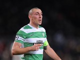 Scott Brown of Celtic FC looks on during the UEFA Champions League, Group H match between FC Barcelona and Celtic FC at the Camp Nou Stadium on December 11, 2013