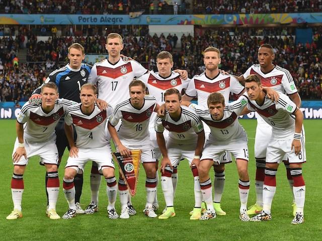 Alle Deutschland Spieler