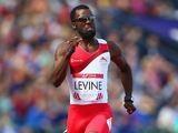Team England's Nigel Levine during the men's 400m heats on July 28, 2014