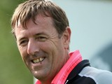 Matthew Le Tissier at the Pro-Am ahead of the BMW PGA Championship at Wentworth on May 21, 2014