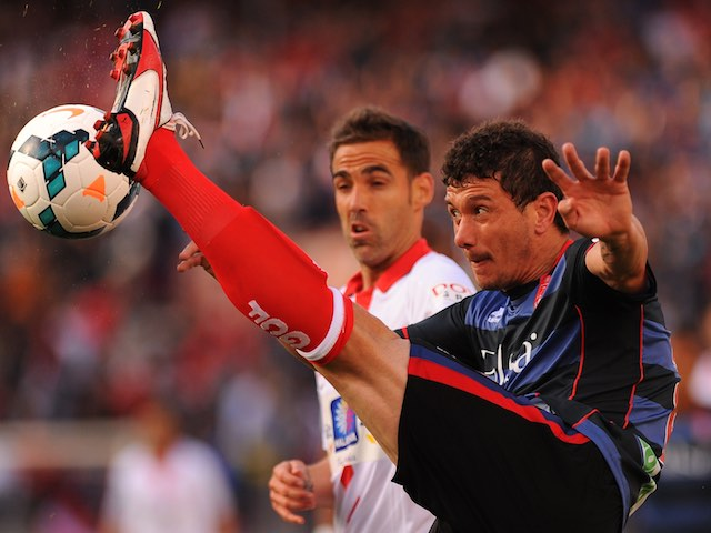 Granada midfielder Piti in action on April 20, 2014