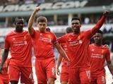 Liverpool's English midfield
