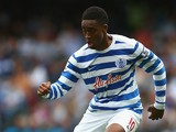 Leroy Fer of Queens Park Rangers in action during the Barclays Premier League match between Queens Park Rangers and Sunderland at Loftus Road on August 30, 2014