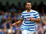 Steven Caulker of QPR during the Barclays Premier League match between Queens Park Rangers and Sunderland at Loftus Road on August 30, 2014