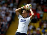 Dean Moxey of Bolton Wanderers during the Sky Bet Championship match between Watford and Bolton Wanderers at Vicarage Road on August 9, 2014