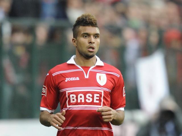 Frederic bulot of r standard de liege in action during - Belgium jupiler pro league table ...