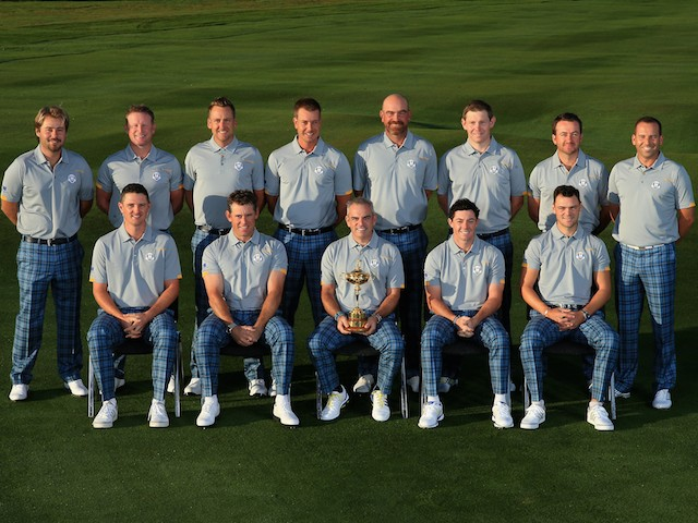 european ryder cup players