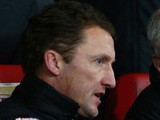 Fulham assistant Manager Billy McKinlay prior to an FA Cup match on January 26, 2013