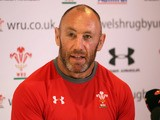 Robin McBryde (Forwards Coach) of Wales during the Welsh National rugby team press conference at the Garden Court Hotel in Umhlanga on June 09, 2014