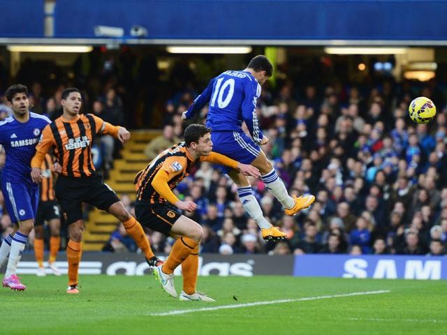 Chelsea 2 - 0 Hull City