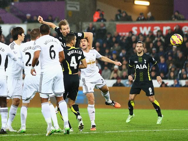 Swansea City 1 - 2 Tottenham Hotspur