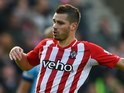 Morgan Schneiderlin in action for Southampton on November 30, 2014