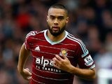Winston Reid in action for West Ham on December 7, 2014