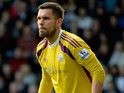 Ben Foster in action for West Brom on October 25, 2014