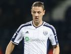Chris Baird in action for West Brom on August 26, 2014