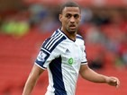 Kemar Roofe in action for West Brom on August 2, 2014