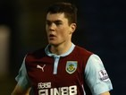 Michael Keane for Burnley on January 5, 2015