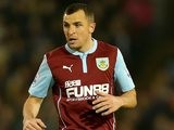 Dean Marney for Burnley on November 29, 2014