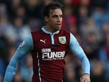 Michael Duff for Burnley on October 26, 2014