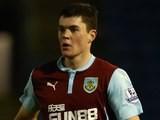 Michael Keane for Burnley on January 5, 2015