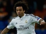 Marcelo for Real Madrid on December 9, 2014
