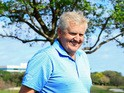 Colin Montgomerie of Scotland looks on during the second round of the Allianz Championship held at The Old Course at Broken Sound on February 7, 2015