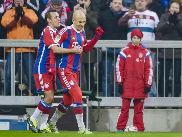 Bayern Munich 4 - 1 FC Koln