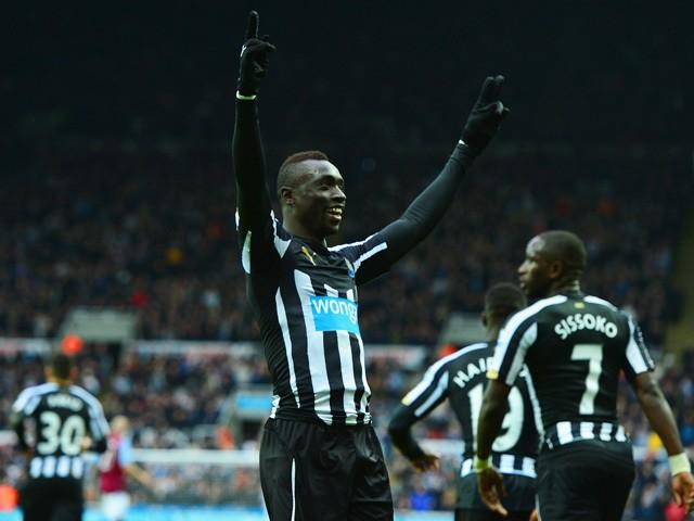 Newcastle United 1 - 0 Aston Villa