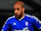 David McGoldrick for Ipswich Town on January 10, 2015